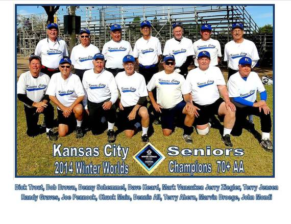 Tournament Pictures | KC Metro Senior Softball League