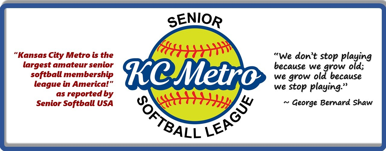 KC Metro Senior Softball League